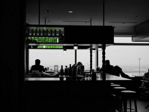 「Waiting bar」プリント(単体)